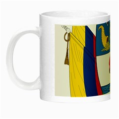 Coat of Arms of Colombia Night Luminous Mugs