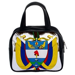 Coat of Arms of Colombia Classic Handbags (2 Sides)