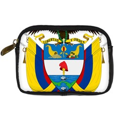 Coat of Arms of Colombia Digital Camera Cases