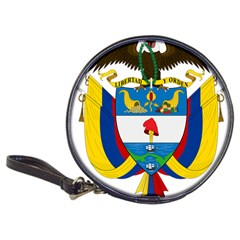 Coat of Arms of Colombia Classic 20-CD Wallets