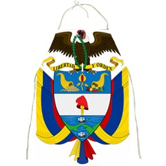 Coat of Arms of Colombia Full Print Aprons