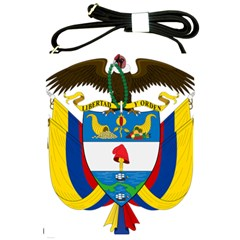 Coat of Arms of Colombia Shoulder Sling Bags