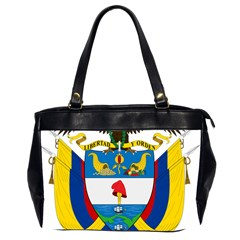 Coat of Arms of Colombia Office Handbags (2 Sides)