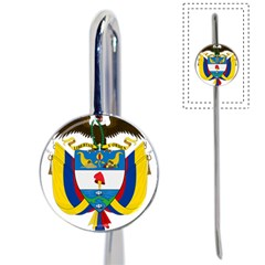 Coat of Arms of Colombia Book Mark
