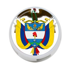 Coat of Arms of Colombia 4-Port USB Hub (Two Sides)