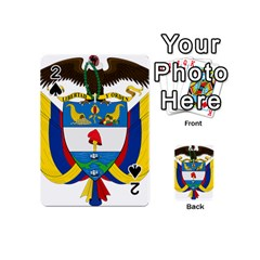 Coat of Arms of Colombia Playing Cards 54 (Mini)