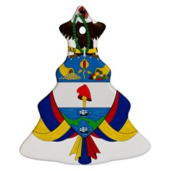 Coat of Arms of Colombia Ornament (Christmas Tree)