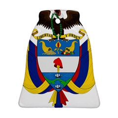 Coat of Arms of Colombia Ornament (Bell)