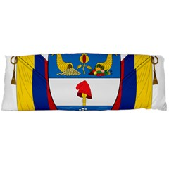 Coat of Arms of Colombia Body Pillow Case Dakimakura (Two Sides)