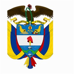 Coat of Arms of Colombia Large Garden Flag (Two Sides)