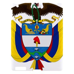 Coat of Arms of Colombia Apple iPad 3/4 Hardshell Case