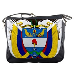 Coat of Arms of Colombia Messenger Bags