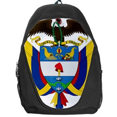 Coat of Arms of Colombia Backpack Bag