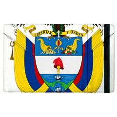 Coat of Arms of Colombia Apple iPad 3/4 Flip Case