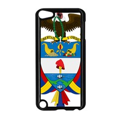 Coat of Arms of Colombia Apple iPod Touch 5 Case (Black)