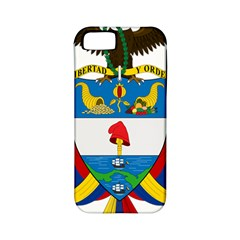 Coat of Arms of Colombia Apple iPhone 5 Classic Hardshell Case (PC+Silicone)