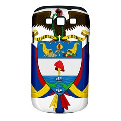 Coat of Arms of Colombia Samsung Galaxy S III Classic Hardshell Case (PC+Silicone)