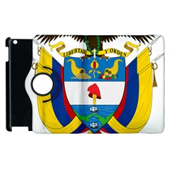 Coat of Arms of Colombia Apple iPad 3/4 Flip 360 Case