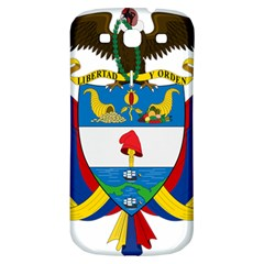 Coat of Arms of Colombia Samsung Galaxy S3 S III Classic Hardshell Back Case