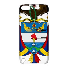 Coat of Arms of Colombia Apple iPod Touch 5 Hardshell Case with Stand