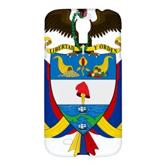 Coat of Arms of Colombia Samsung Galaxy S4 I9500/I9505 Hardshell Case