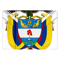 Coat of Arms of Colombia Samsung Galaxy Tab 10.1  P7500 Flip Case