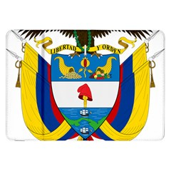 Coat of Arms of Colombia Samsung Galaxy Tab 8.9  P7300 Flip Case
