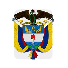 Coat of Arms of Colombia Apple iPad 2/3/4 Protective Soft Cases