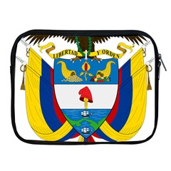 Coat of Arms of Colombia Apple iPad 2/3/4 Zipper Cases
