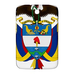 Coat of Arms of Colombia Samsung Galaxy Note 8.0 N5100 Hardshell Case