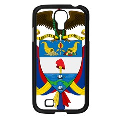 Coat of Arms of Colombia Samsung Galaxy S4 I9500/ I9505 Case (Black)