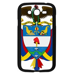 Coat of Arms of Colombia Samsung Galaxy Grand DUOS I9082 Case (Black)
