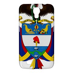 Coat of Arms of Colombia Samsung Galaxy Mega 6.3  I9200 Hardshell Case