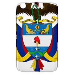 Coat of Arms of Colombia Samsung Galaxy Tab 3 (8 ) T3100 Hardshell Case