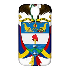 Coat of Arms of Colombia Samsung Galaxy S4 Classic Hardshell Case (PC+Silicone)