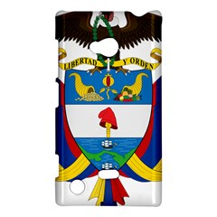 Coat of Arms of Colombia Nokia Lumia 720