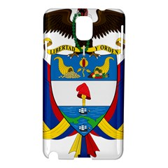 Coat of Arms of Colombia Samsung Galaxy Note 3 N9005 Hardshell Case