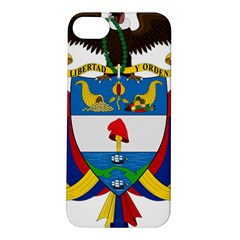 Coat of Arms of Colombia Apple iPhone 5S/ SE Hardshell Case