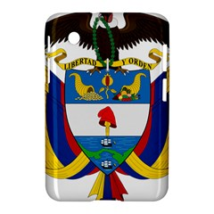 Coat of Arms of Colombia Samsung Galaxy Tab 2 (7 ) P3100 Hardshell Case