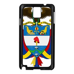 Coat of Arms of Colombia Samsung Galaxy Note 3 N9005 Case (Black)
