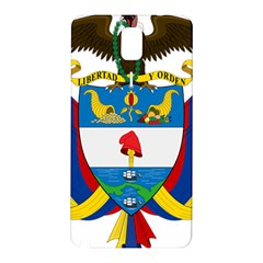 Coat of Arms of Colombia Samsung Galaxy Note 3 N9005 Hardshell Back Case