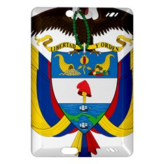 Coat of Arms of Colombia Amazon Kindle Fire HD (2013) Hardshell Case