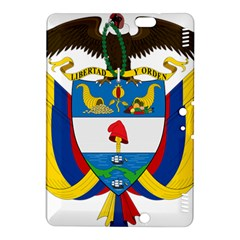 Coat of Arms of Colombia Kindle Fire HDX 8.9  Hardshell Case