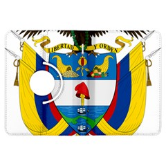Coat of Arms of Colombia Kindle Fire HDX Flip 360 Case
