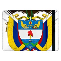 Coat of Arms of Colombia Samsung Galaxy Tab Pro 12.2  Flip Case