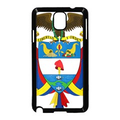 Coat of Arms of Colombia Samsung Galaxy Note 3 Neo Hardshell Case (Black)
