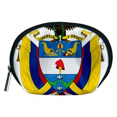 Coat of Arms of Colombia Accessory Pouches (Medium)