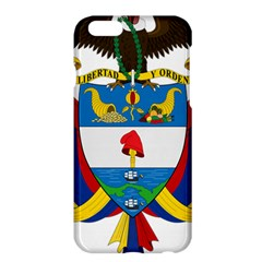 Coat of Arms of Colombia Apple iPhone 6 Plus/6S Plus Hardshell Case