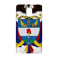 Coat of Arms of Colombia Samsung Galaxy Note 4 Hardshell Case