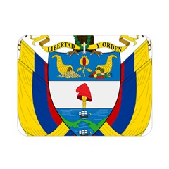 Coat of Arms of Colombia Double Sided Flano Blanket (Mini)